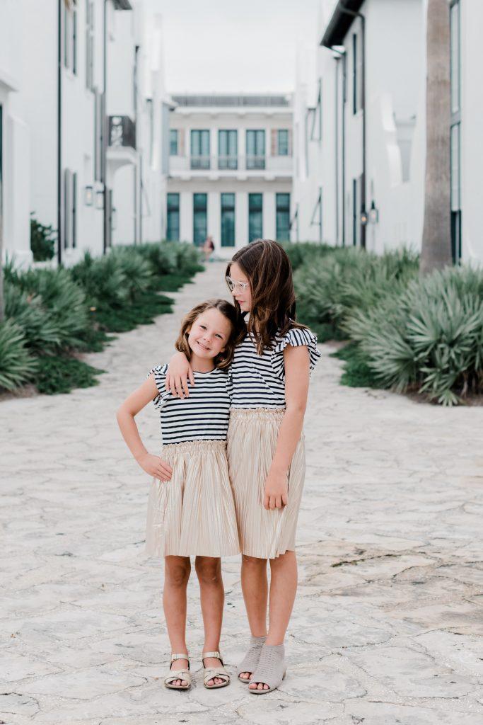 sister photos Alys Beach